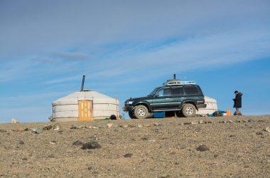 mongolian ger yurt