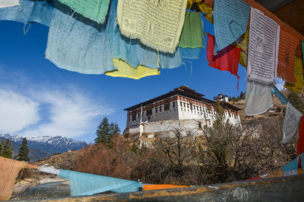 Bhutan temple photography