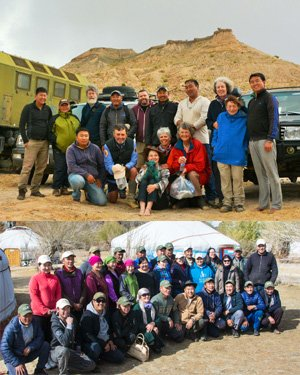 Contact Mongolia Quest